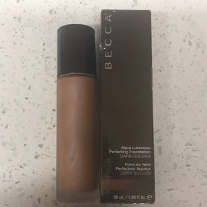 BECCA DARK GOLDING PERFECTING FOUNDATION